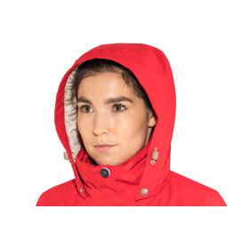 Icepeak Tess - Chaqueta Mujer - rojo